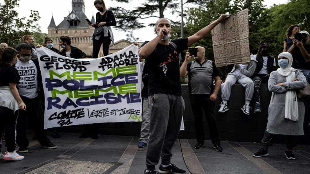 George Floyd: L'onde de choc continue de se propager en France