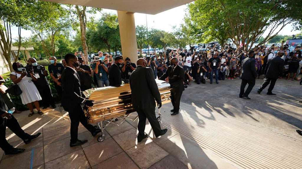 Houston rend hommage à George Floyd pendant que Trump réaffirme son soutien à la police