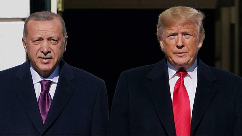 Libye: Erdogan et Trump veulent poursuivre une «coopération étroite»
