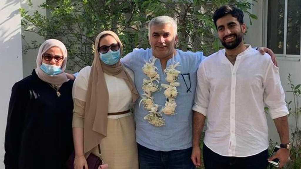 Bahreïn: le célèbre opposant Nabil Rajab libéré après 4 ans de prison