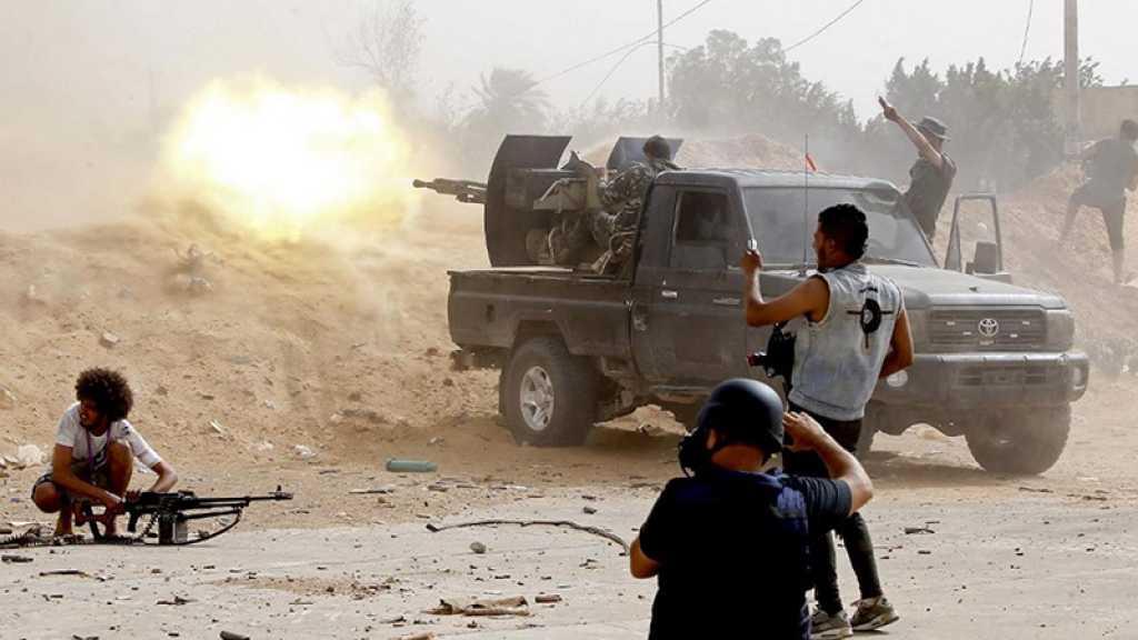 Libye: les Européens appellent «instamment» à un cessez-le-feu