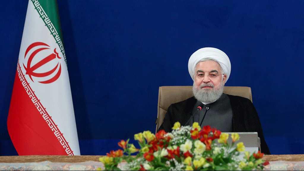 Rohani: La pression du genou sur la gorge est une politique de longue date des USA
