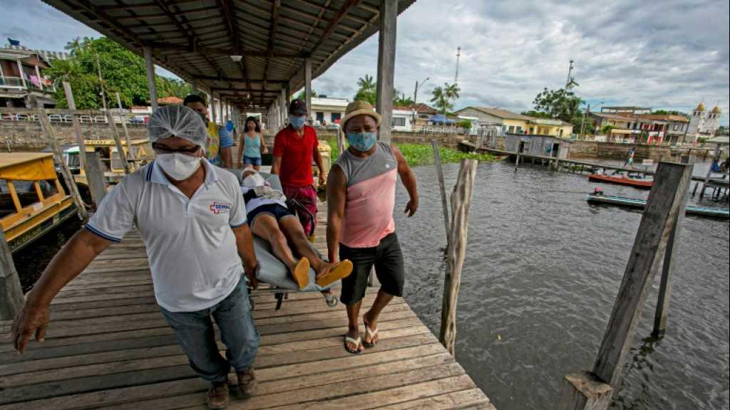 Coronavirus: 70.000 morts en Amérique latine, vers une réouverture de l'UE en juillet