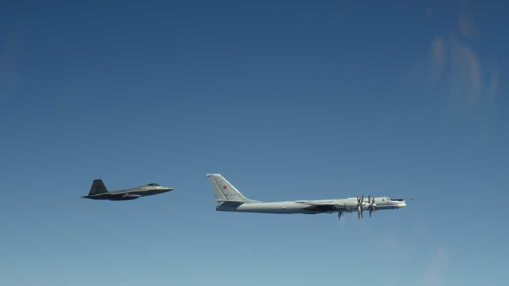 Des bombardiers russes interceptés par des chasseurs américains près de l'Alaska