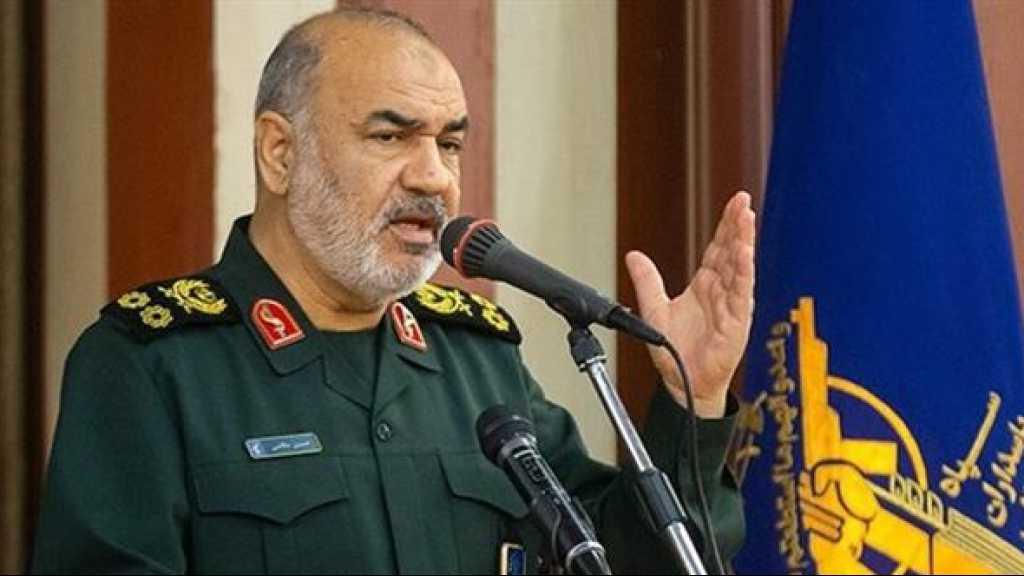 «L'Iran impose sa volonté aux USA», affirme le général Salami