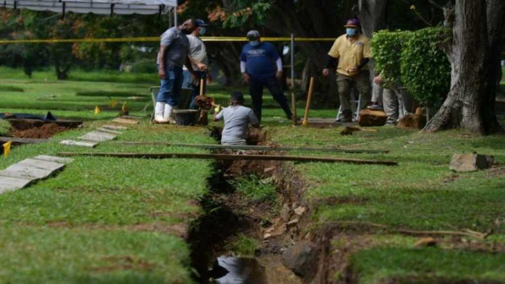 Crimes US: 76 corps découverts dans une fosse commune, 30 ans après l'invasion du Panama