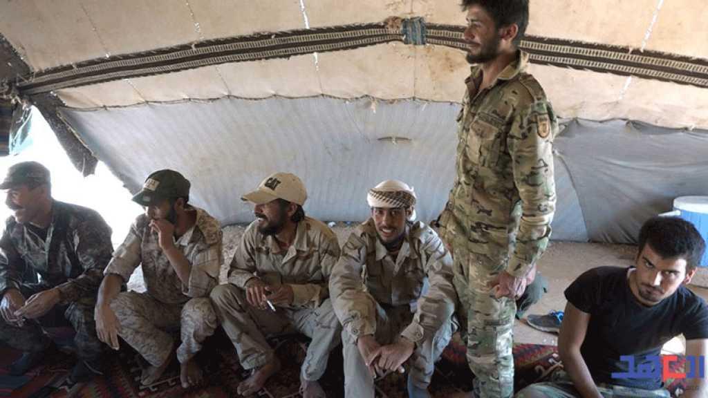 Des combattants syriens dans la base américaine Al-Tanaf à Al-Ahed: C'est ainsi qu'on a décidé de retourner à la patrie