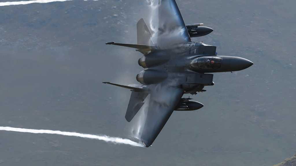 Un F-15 américain s'abîme en mer du Nord au large des côtes britanniques