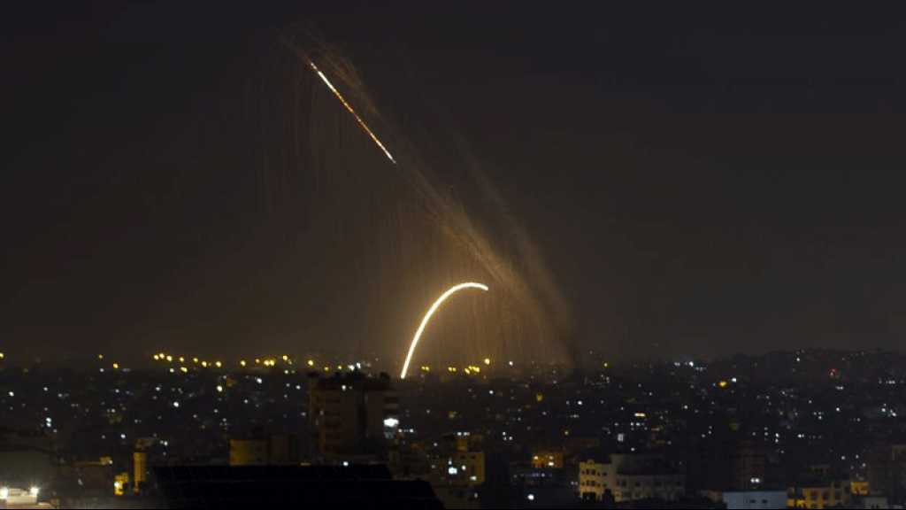 Gaza: «Israël» vise des positions du Hamas en riposte à un tir de roquette