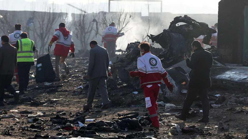Avion ukrainien abattu: l'Iran enverra «prochainement» les boîtes noires de l'appareil en France