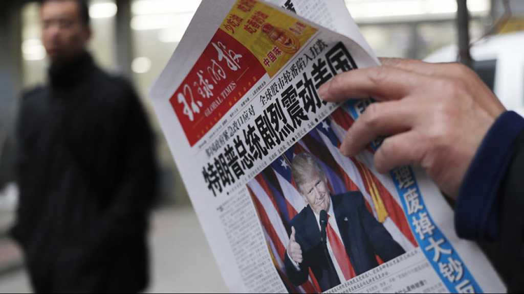Pékin menace de riposter après les sanctions américaines contre ses médias
