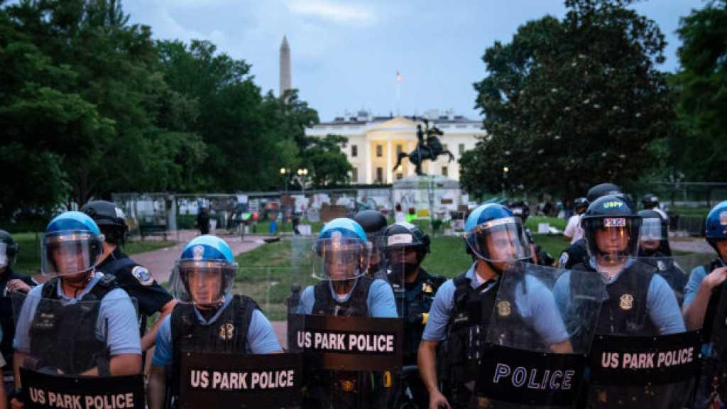 La Garde nationale prête à protéger les statues à Washington