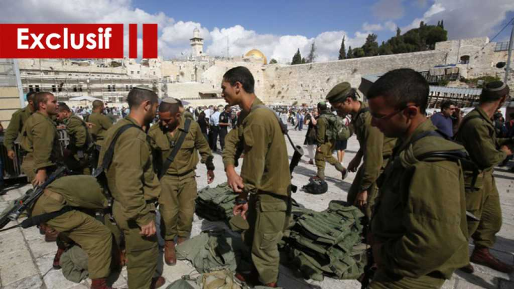 Les officiers réservistes du front intérieur israélien, des tigres de papier