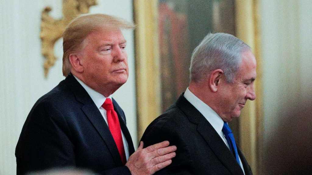 Annexion de la Cisjordanie: prochaine «annonce importante» de Trump, selon la Maison Blanche