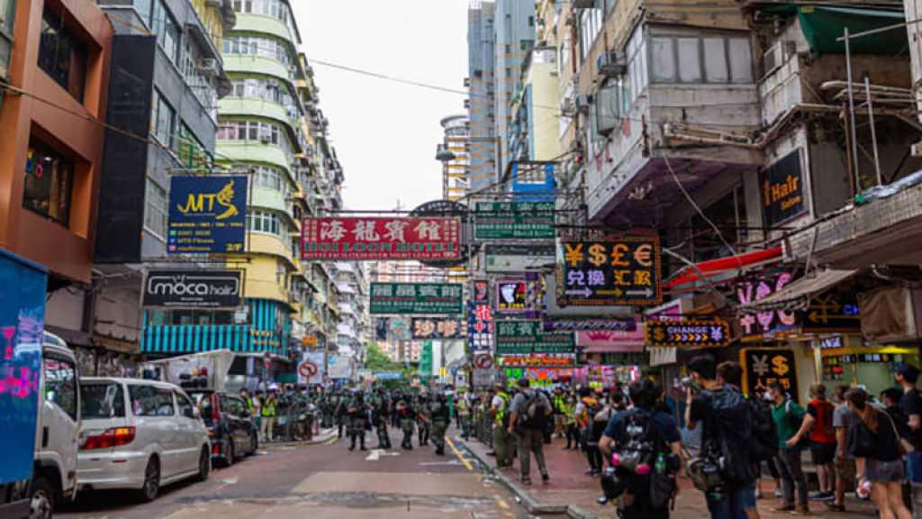 Chine: le Sénat américain vote des sanctions pour défendre l'autonomie de Hong Kong