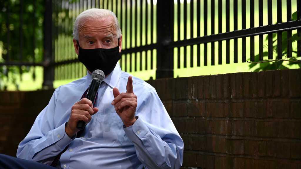 Présidentielle US: Biden grimpe dans les sondages