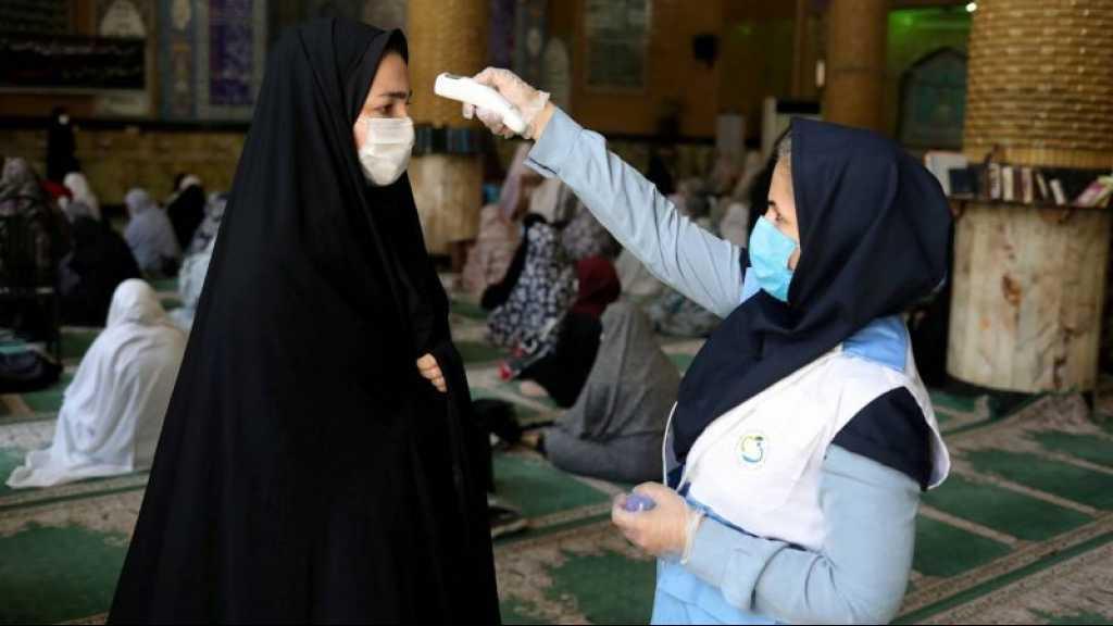 Coronavirus: le bilan de l'épidémie continue de s'alourdir en Iran
