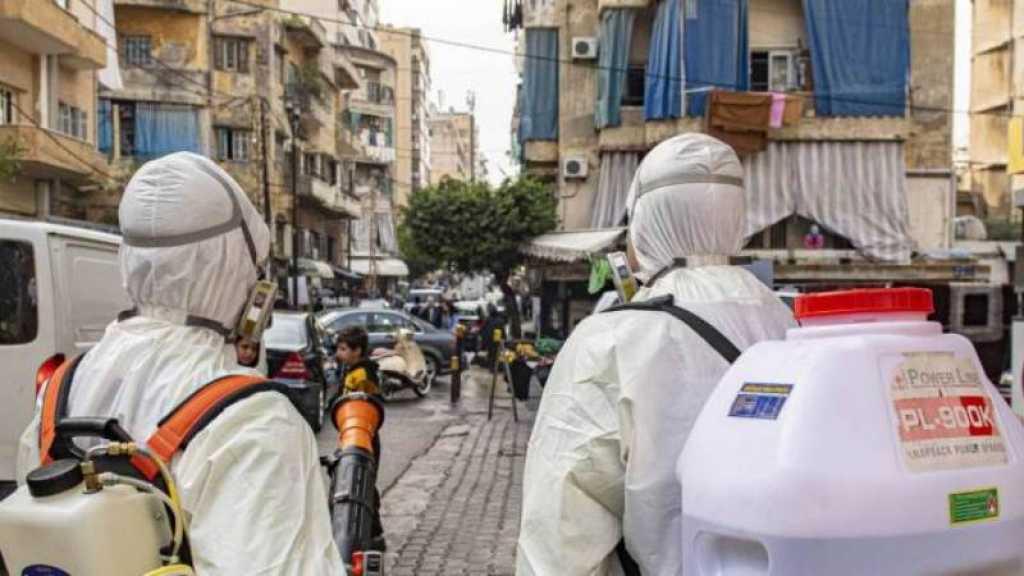 Coronavirus au Liban: 35 nouveaux cas, le bilan passe à 1697