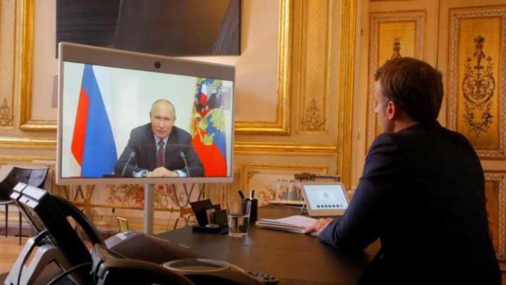 Macron «confiant que nous pouvons avancer» avec la Russie sur plusieurs dossiers