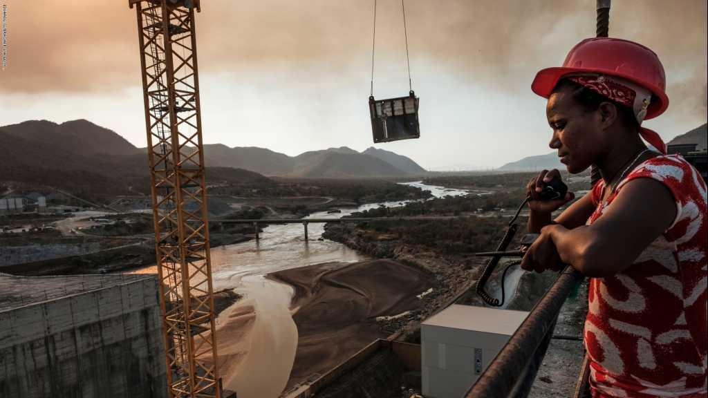 Barrage sur le Nil: l'Egypte, l'Ethiopie et le Soudan s'accordent pour reporter la mise en service