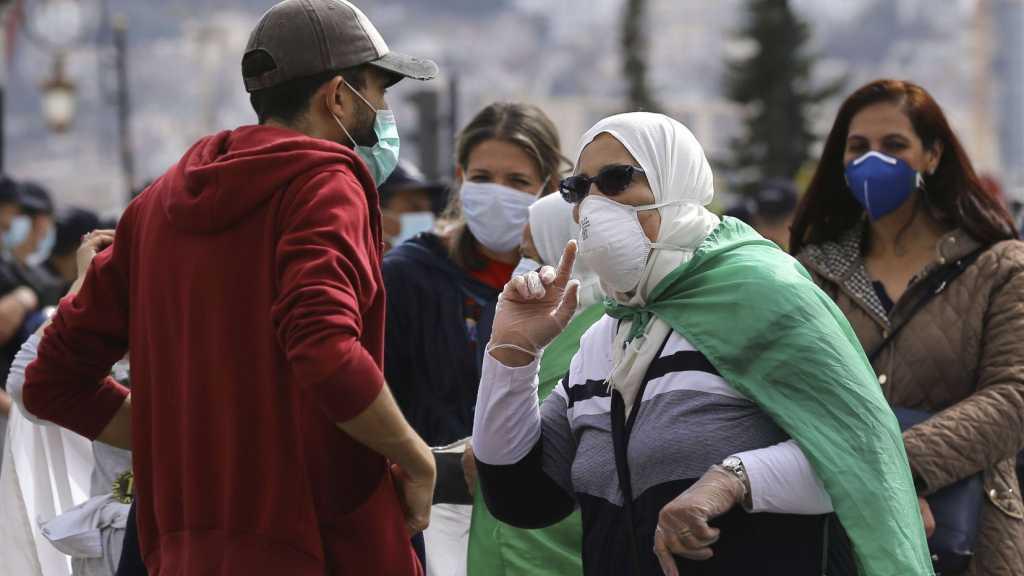 Coronavirus: hausse record des contaminations en 24 heures en Algérie