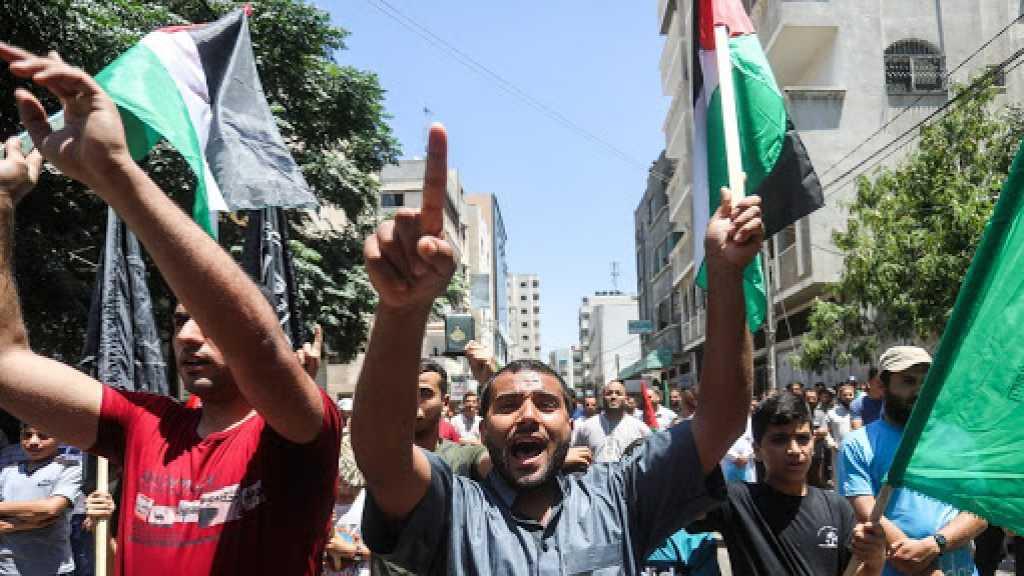 «L'agression d'Israël ne fera qu'augmenter notre opposition à l'annexion», assure le Hamas