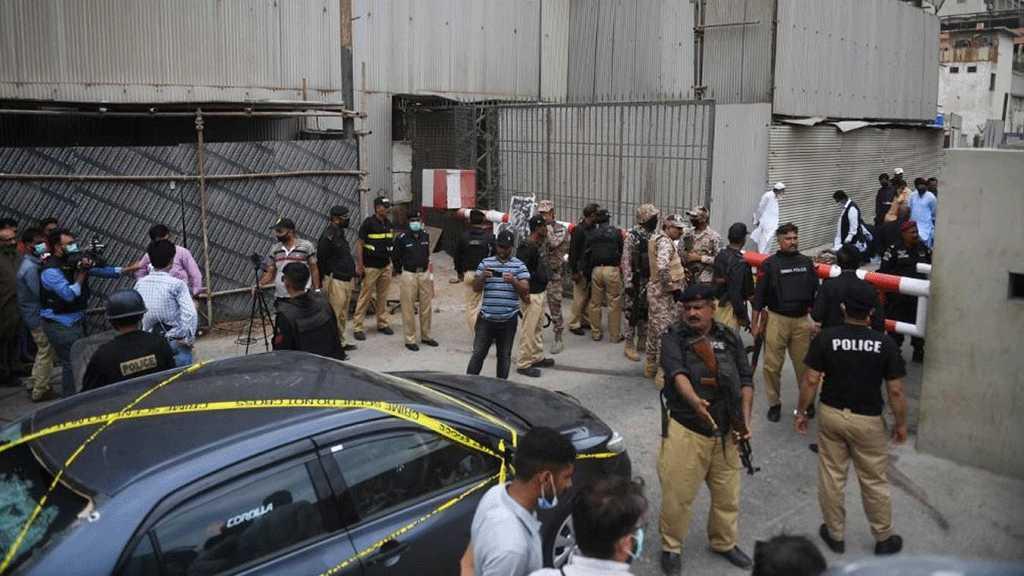 Pakistan: attaque contre la Bourse de Karachi, au moins 6 morts