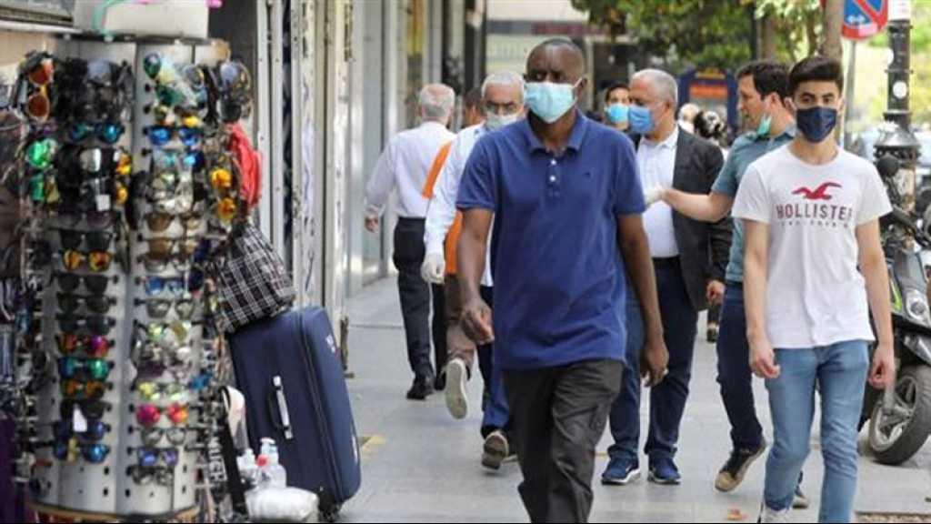 Coronavirus au Liban: 5 nouveaux cas, le bilan s'élève à 1745