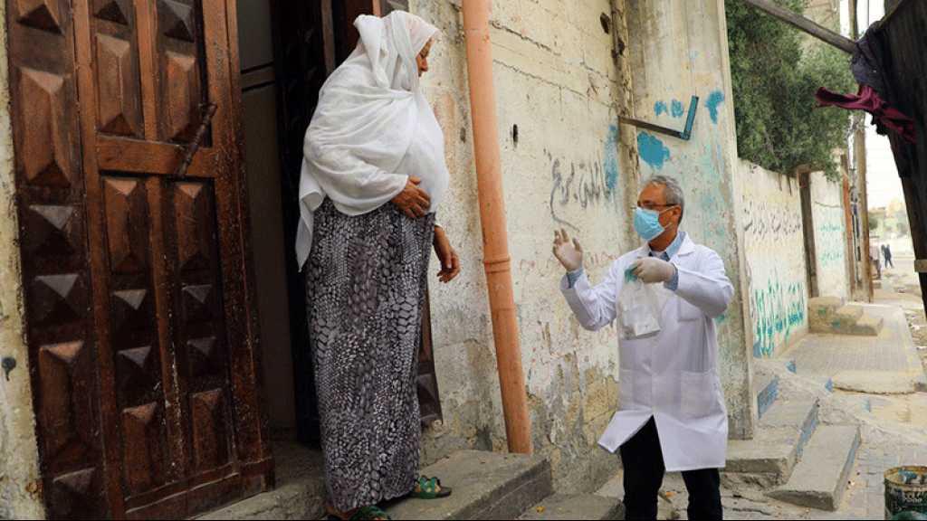 Cisjordanie/Gaza: 353 cas de coronavirus diagnostiqués en 24 heures (ministère palestinien de la Santé)