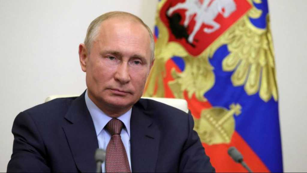 Référendum: Poutine appelle à garantir la «stabilité, sécurité et prospérité» de la Russie