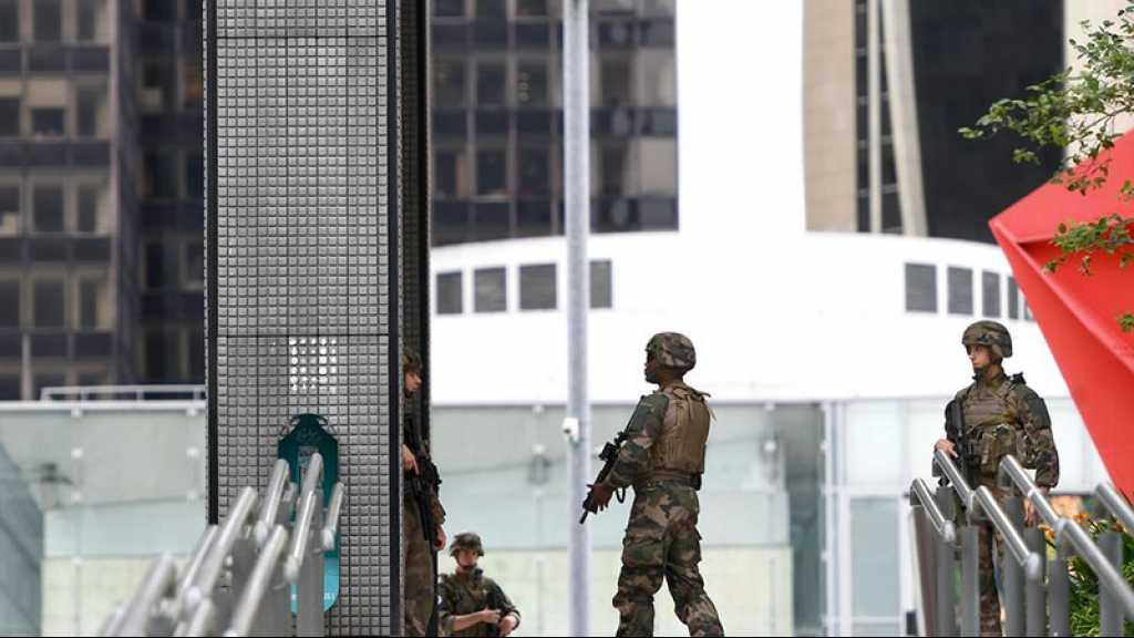 France: le quartier de la Défense brièvement bouclé après un appel inquiétant