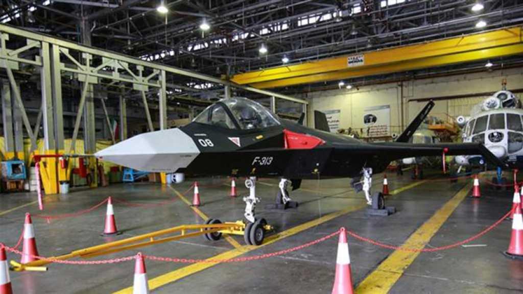 L'avion de 5e génération Qaher 313, pourquoi l'Iran veut absolument le fabriquer?