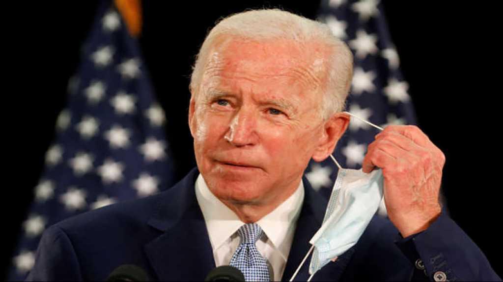 USA: Biden n'organisera pas de meeting avant la présidentielle