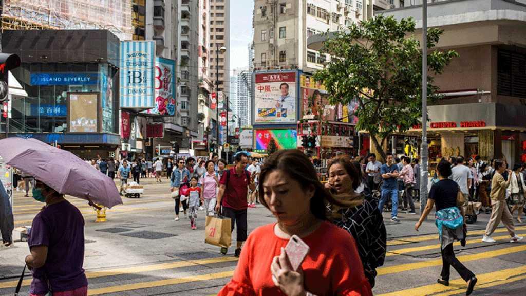 Hong Kong: la Chine prendra des «mesures adéquates» si Londres étend l'accès à la citoyenneté (ambassade)