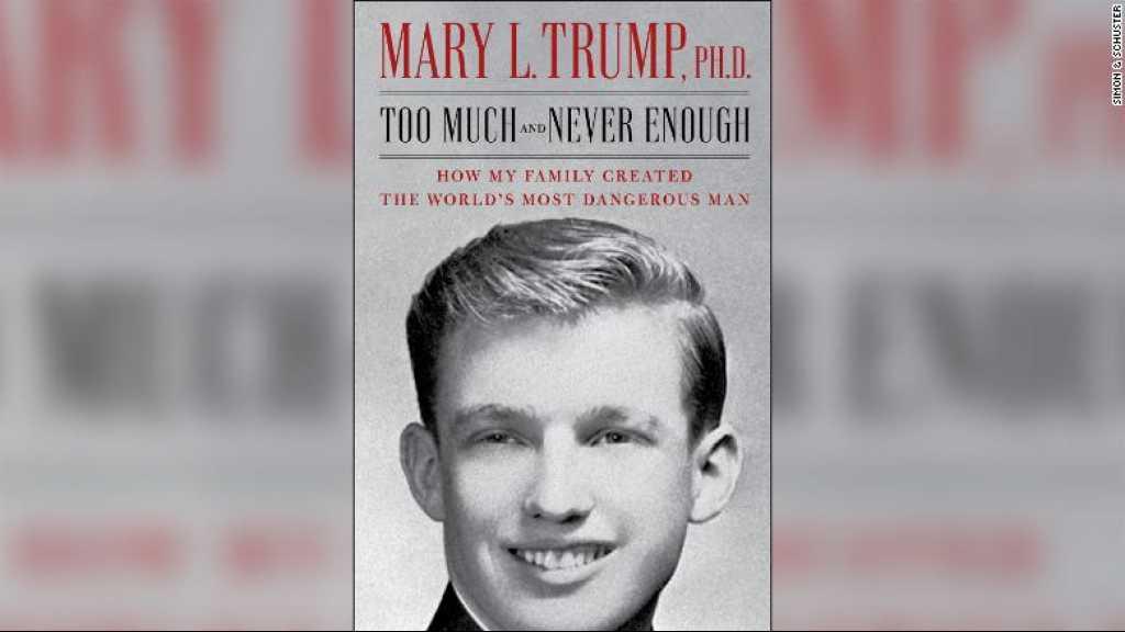 USA: un juge lève l'interdiction d'un livre écrit par la nièce de Trump