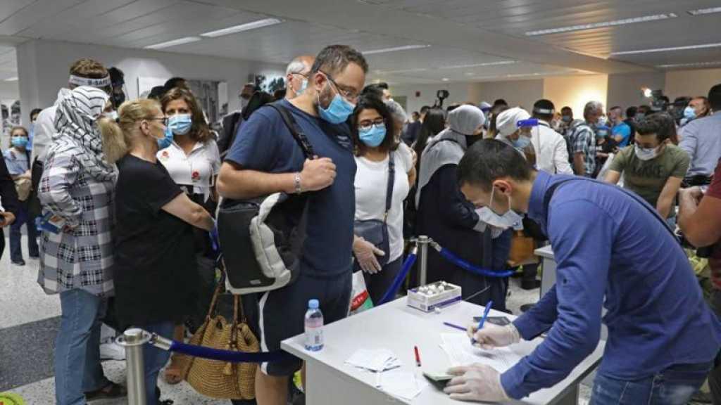 Neuf voyageurs testés positifs au coronavirus à leur arrivée mercredi à l'AIB