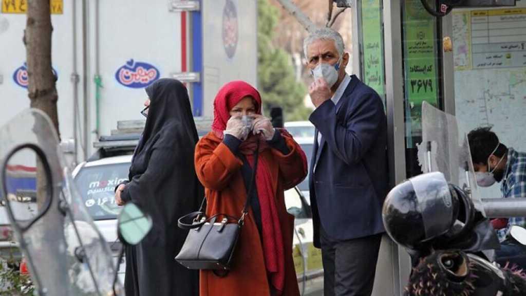 Coronavirus: 154 nouveaux décès, 2.566 nouveaux cas en Iran