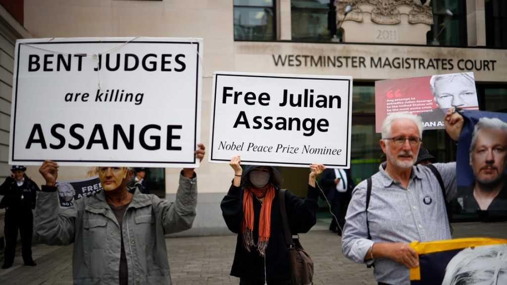 Une quarantaine d'ONG demandent la libération «immédiate» de Julian Assange