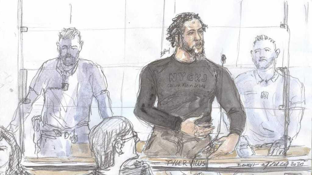Le terroriste français Tyler Vilus condamné à 30 ans de réclusion criminelle