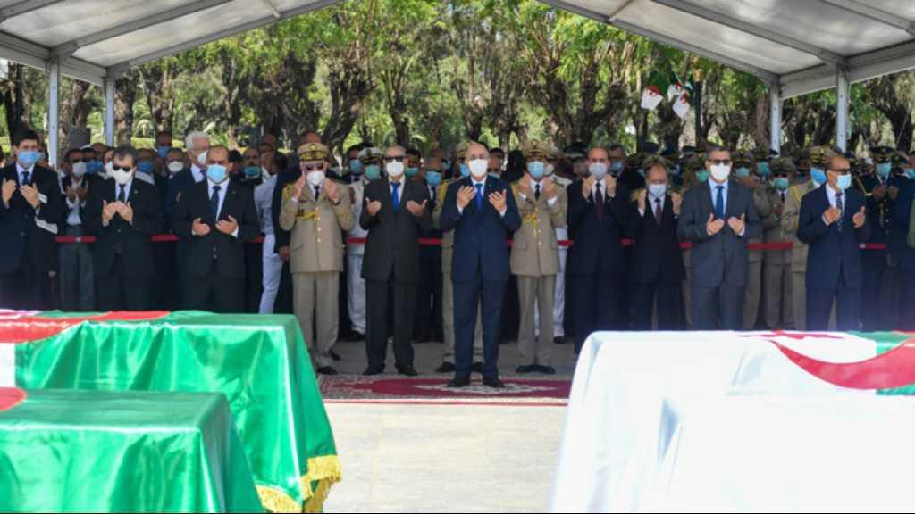 L'Algérie enterre ses premiers martyrs anticoloniaux, veut des excuses
