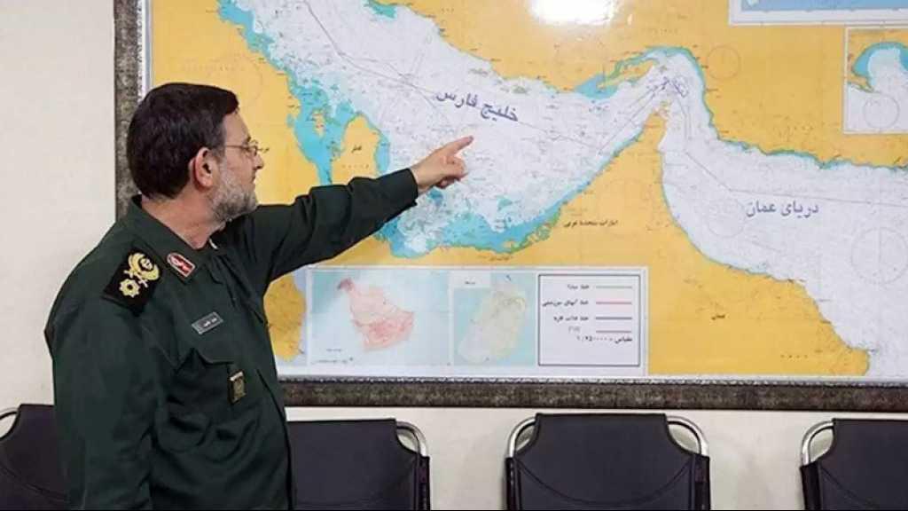 L'Iran crée un réseau de silos à missiles au bord du golfe Persique
