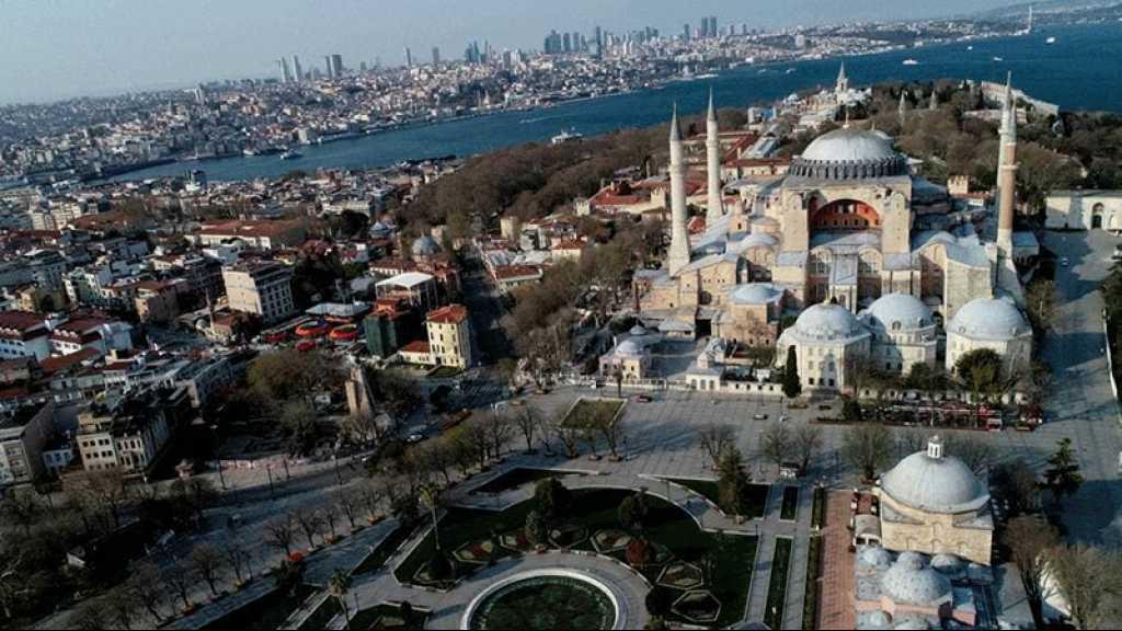 Turquie: L'Église russe «préoccupée» par un éventuel changement de statut de Sainte-Sophie