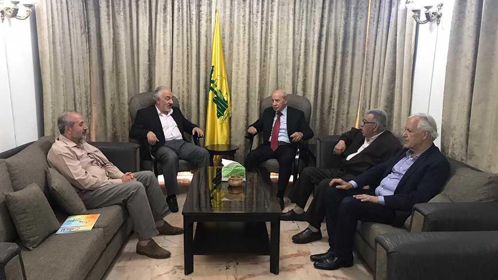 Le Hamas envoie une lettre à Sayed Nasrallah dénonçant le projet israélien d'annexion