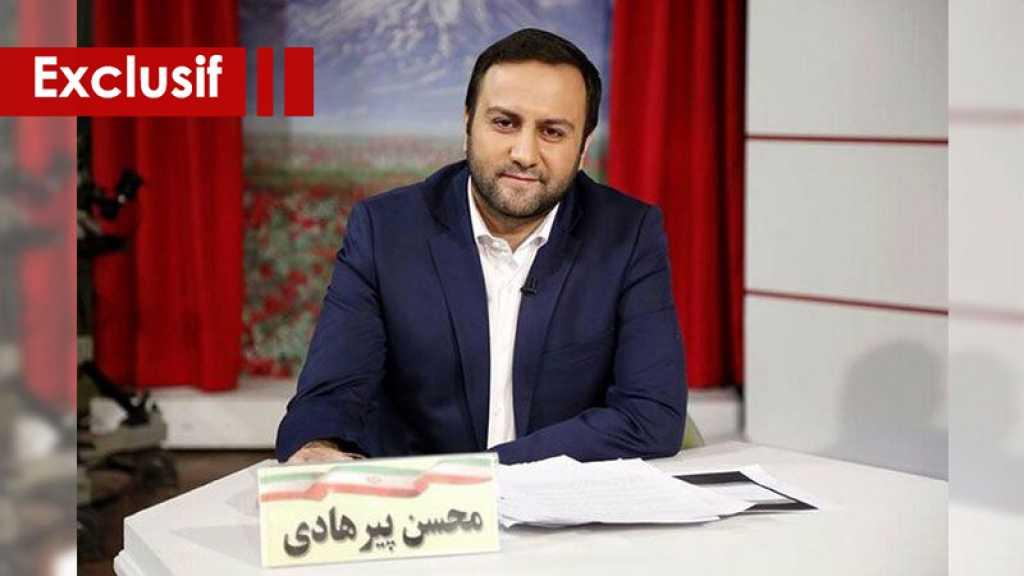 Le membre du conseil présidentiel du parlement islamique à AlAhed: Nous ne compterons pas sur les pays européens