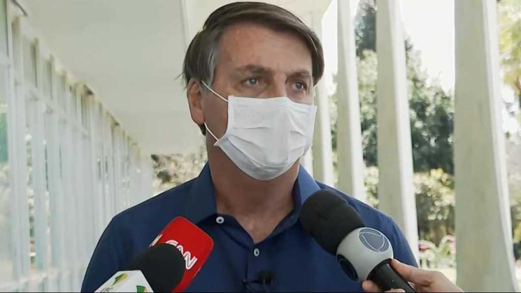 Coronavirus: Bolsonaro contaminé, les Etats-Unis quittent l'OMS