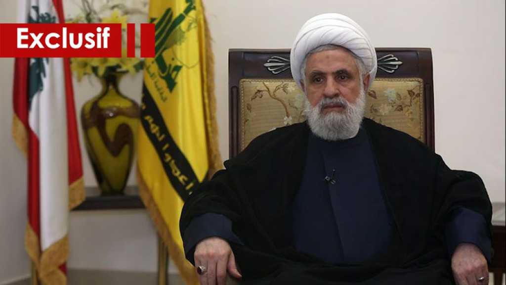Cheikh Qassem à Al-Ahed: La propagande US pour tenir le Hezbollah responsable de la crise au Liban a échoué