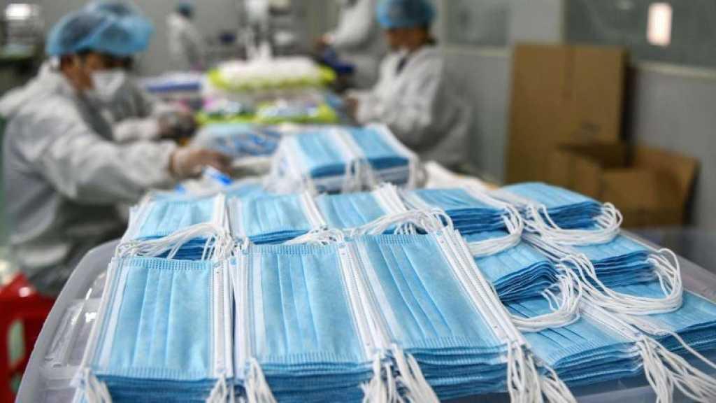Coronavirus: l'ONU alerte sur les trafics de masques et de produits médicaux