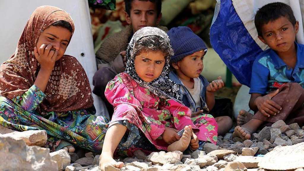 Yémen: des milliers d'enfants souffrent depuis six ans de guerre