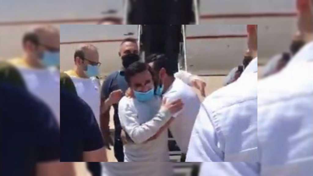 Arrivée à Beyrouth de Qassem Tajeddine, libéré par les États-Unis