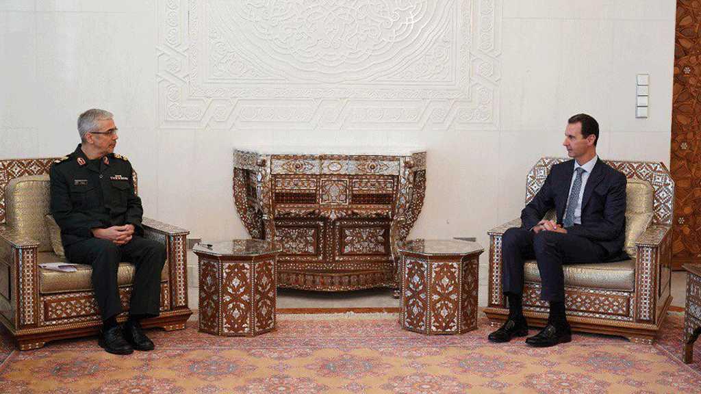 Assad: la signature d'un accord militaire Iran-Syrie est le résultat d'années de coopération stratégique
